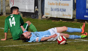 Levi Rowley - Bedworth United 1-1 Rugby Town - April 2017