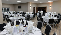 New Hospitality Suite Opened - Rugby Town FC