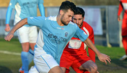 Richard Gregory - Valley Secure Gregory Signing - Rugby Town FC