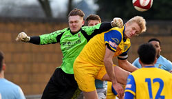 Dan Jezeph - Rugby Town 1-2 Spalding United