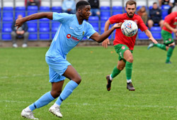 Stefan Blake - Coventry United 1-2 Rugby Town - August 2018 - FA Cup Extra Preliminary Round