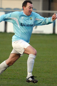 Rugby Town FC | Official Website | Ex-Players | Richard Scott